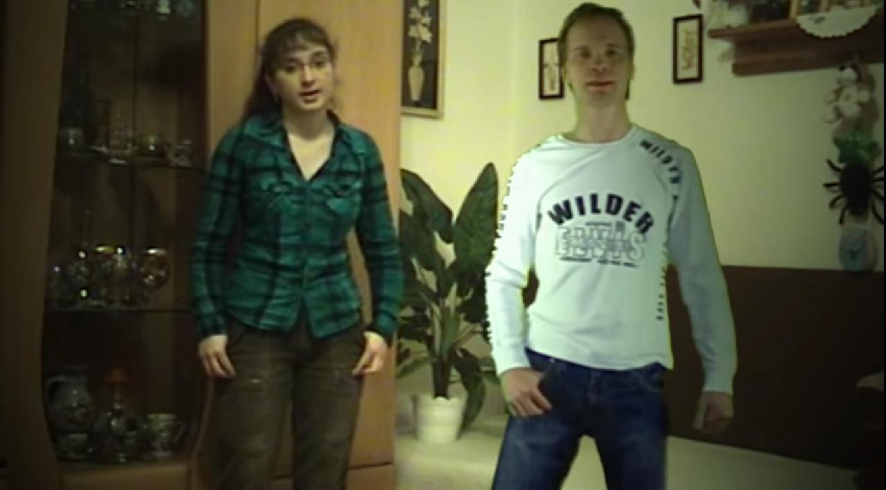 Katka Peclová a Jindra Polášek - Červenám