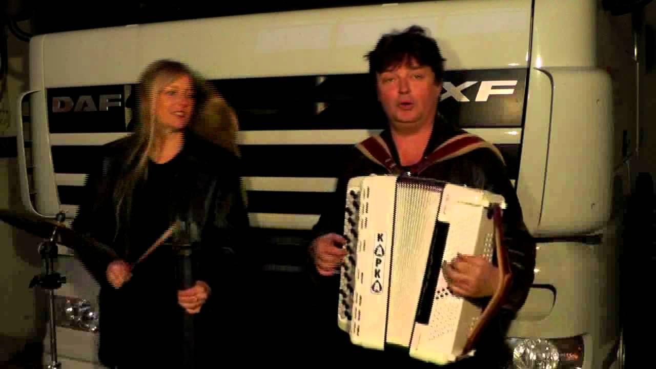 Kapesní kapela KAPKA - Noční jízda