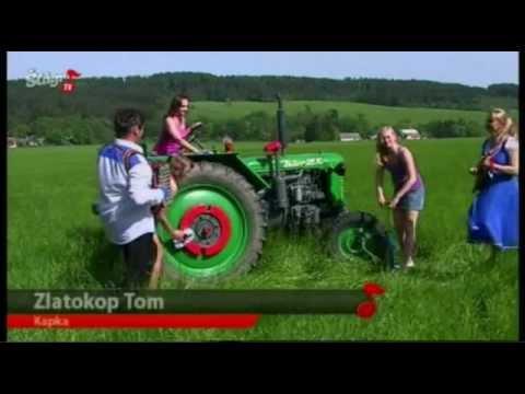 Kapesni Kapela KAPKA - traktor Zetor 25 K