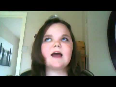 PSYCHO GIRL tries to sing I will always love you