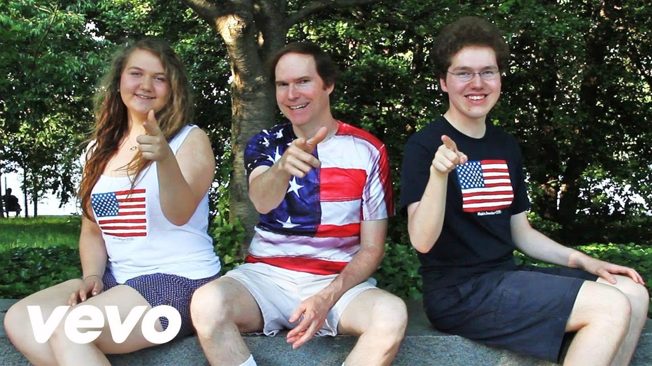 Three Beat Slide - America is the Place to Be