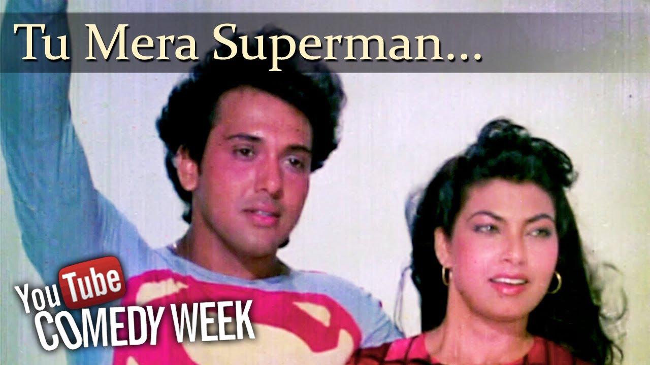 Tu Mera Superman - Govinda - Kimi Katkar - Dariya Dil