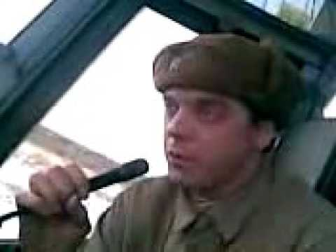 Modern Talking cover from Russian soldier