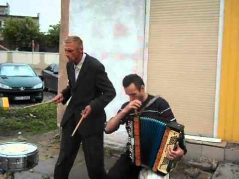 "Фольк-бенд ""Гєник "" м.Львів пл .Привокзальна"