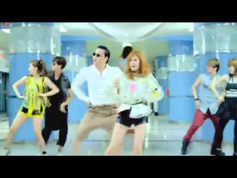 Wham Vs PSY - Last Christmas, Gangnam style - Paolo Monti mashup 2012