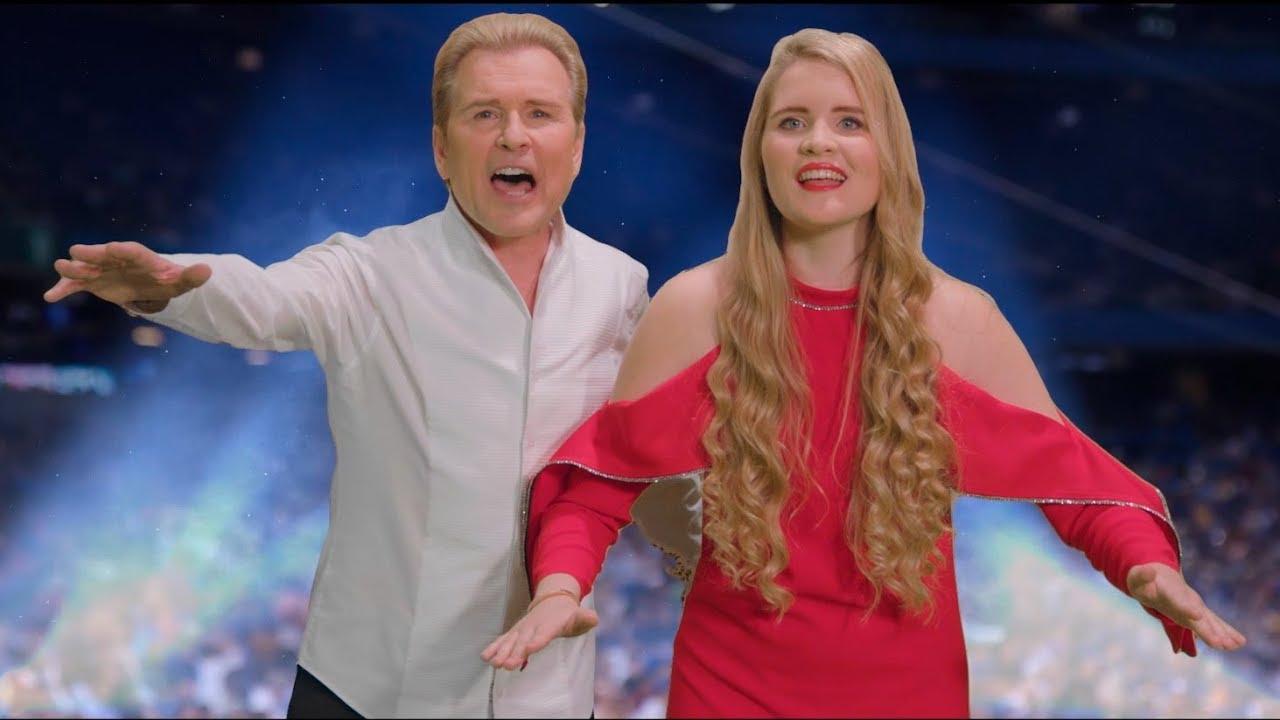 Alexander & Ustinya Malinin ft. Dschinghis Khan – Moskau 2018