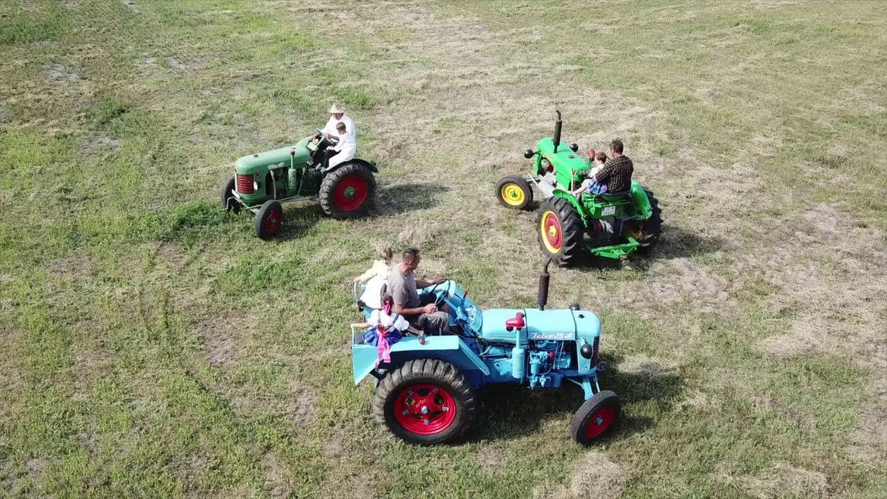 Los Brados – Traktoreček