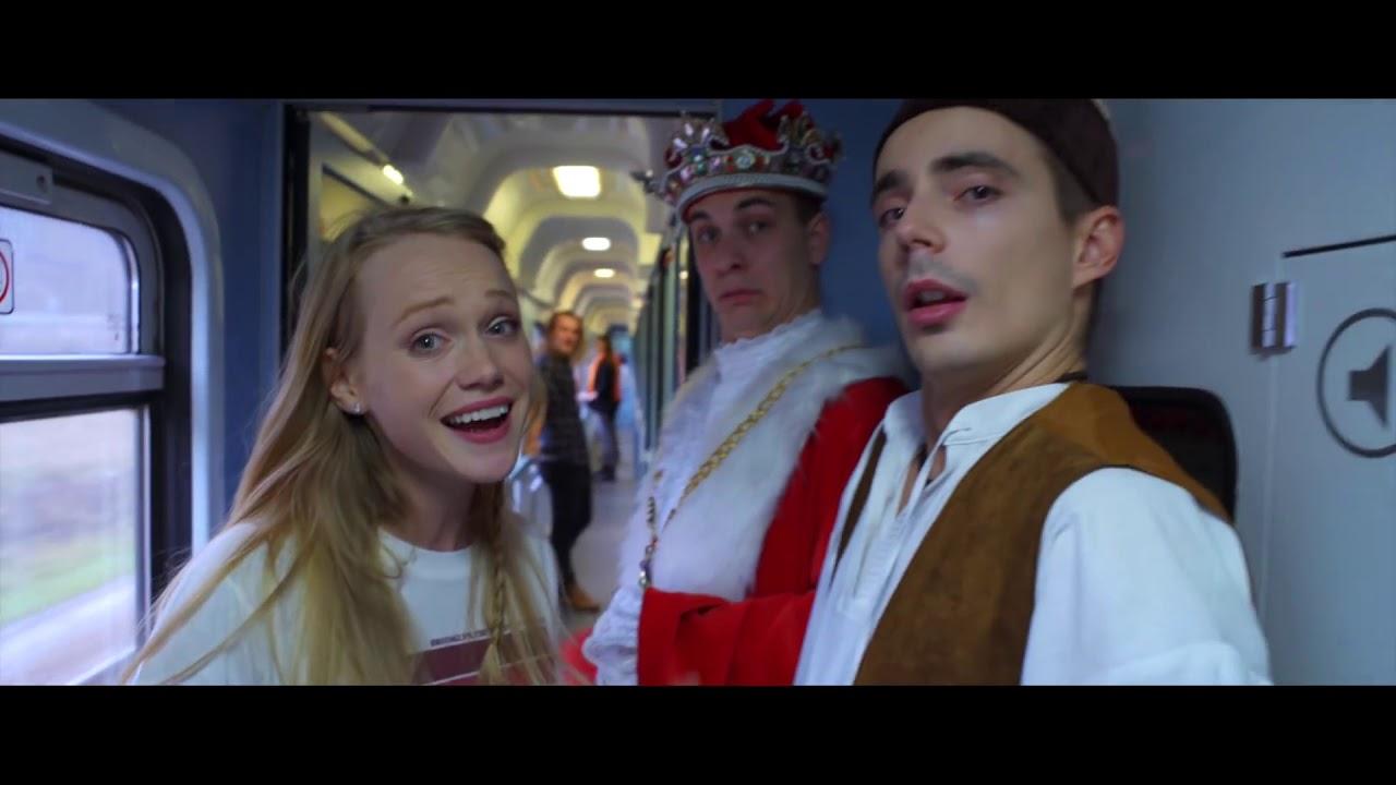 Ideme vlakom (ZSSK) + S Hudbou Vesmírnou