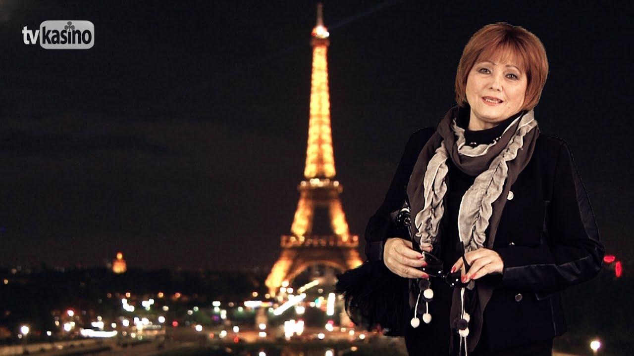 Marta Križanová – Bonjour Paris