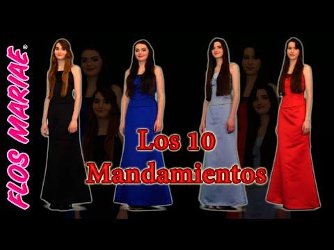 Flos Mariae – Los 10 Mandamientos