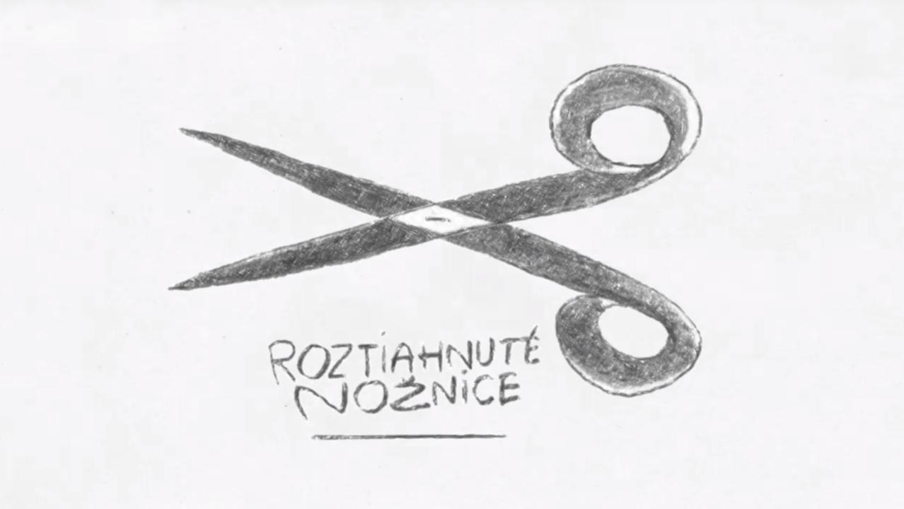 Katarína Feldeková a Ivo Jankovič – Roztiahnuté nožnice
