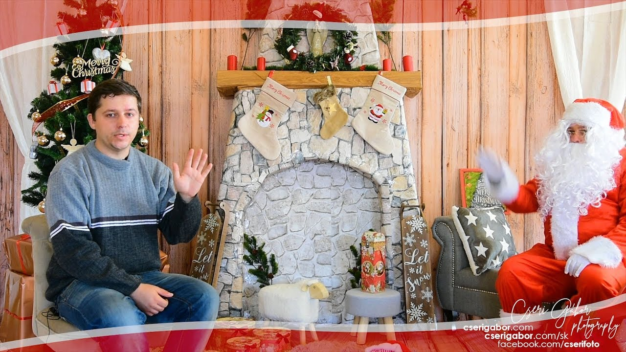 Gábor Cseri – Vianočné fotenie 2019 - informácie o fotenie
