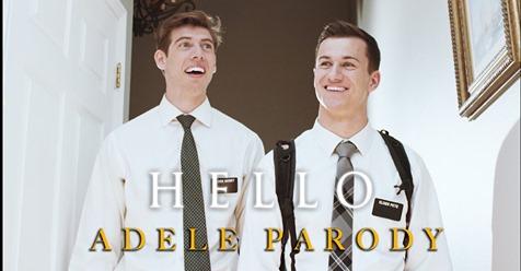 Joseph & Smith – Adele - Hello (Missionary Parody)
