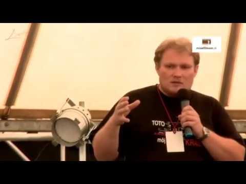 Campfest - O vypúšťaní semena od riaditeľa Mládeže pre Krista, Vlastislava Beňu