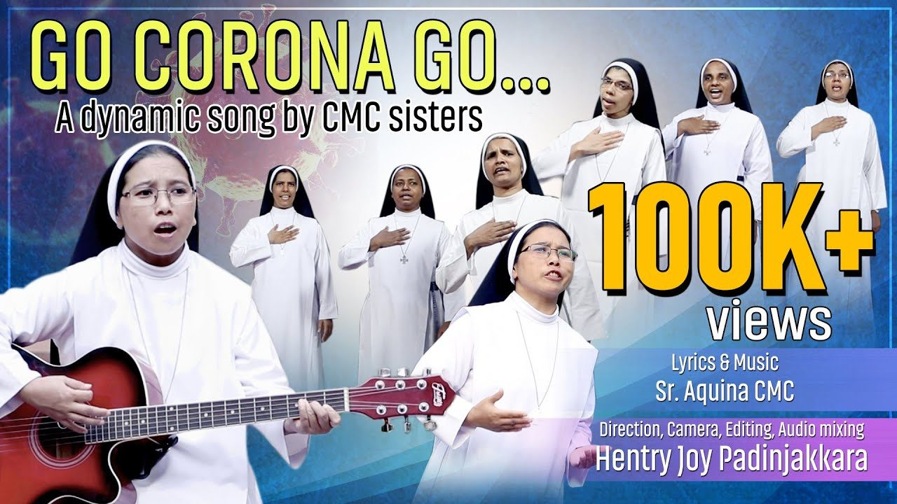 A Dynamic Song On Corona by CMC Sisters | Mount Carmel Generalate Aluva | Sr.Aquina CMC | Hentry Joy
