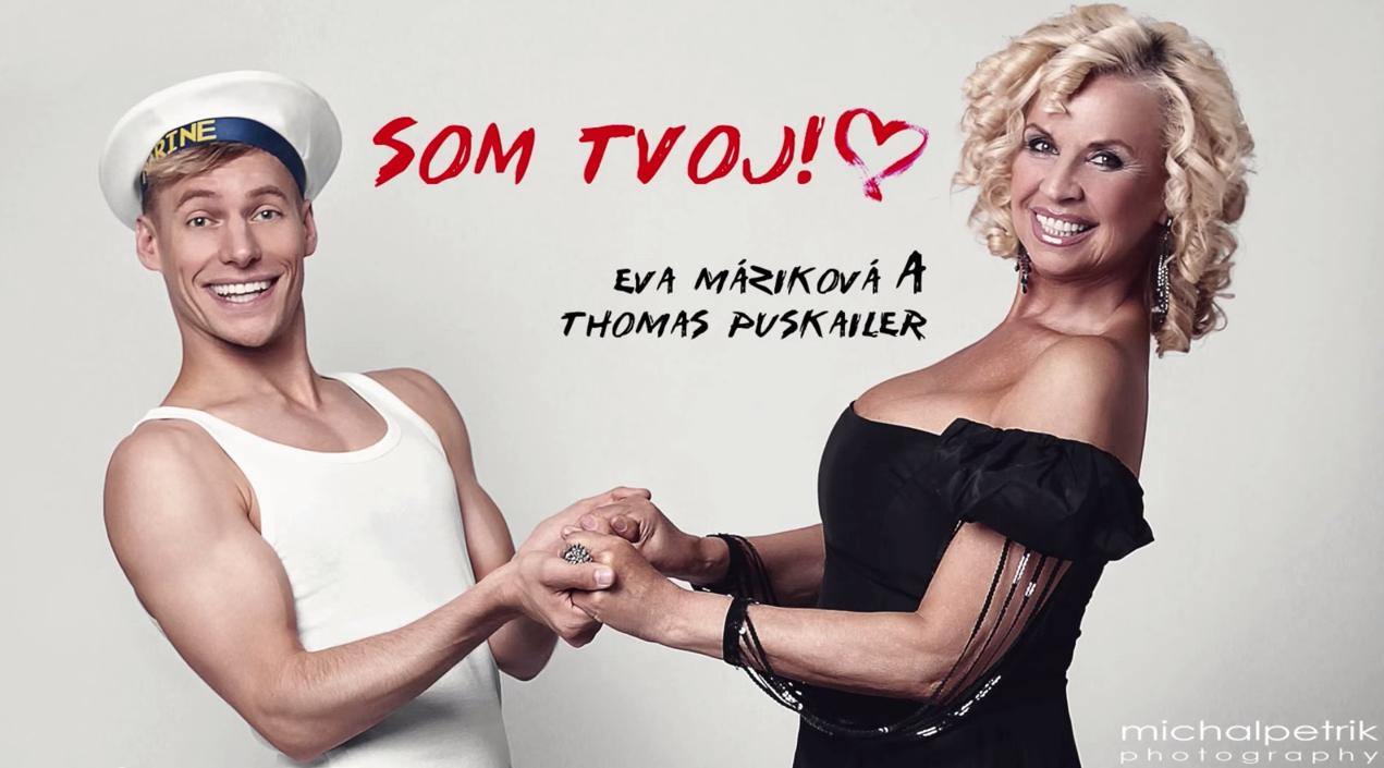 Eva Máziková & Thomas Puskailer - SOM TVOJ!