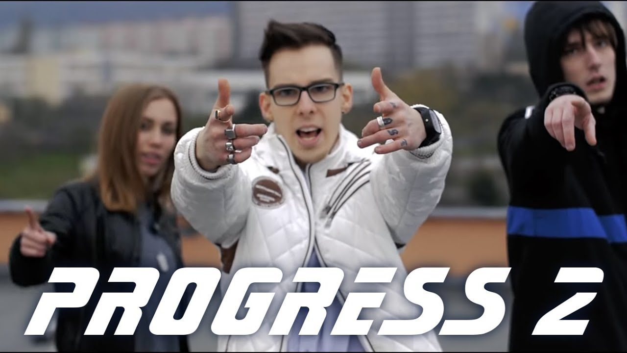 Anthony Neff - Progress 2 (prod. Anthony Neff) (Official 4K Video)