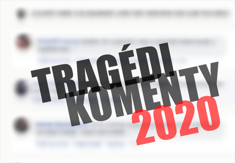 Nie je umenie spustiť komenty 2020