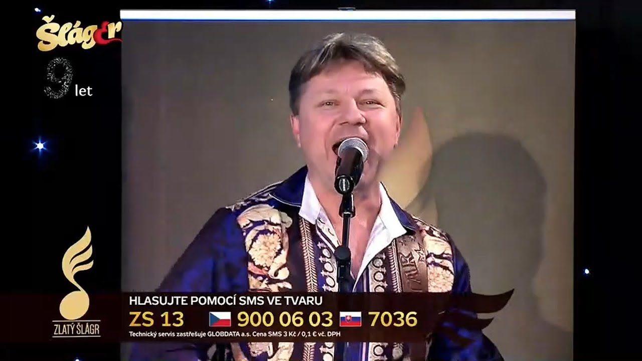 Zlatý Šlágr 2021 - píseň Ekotričko, MOTÝL band CZ