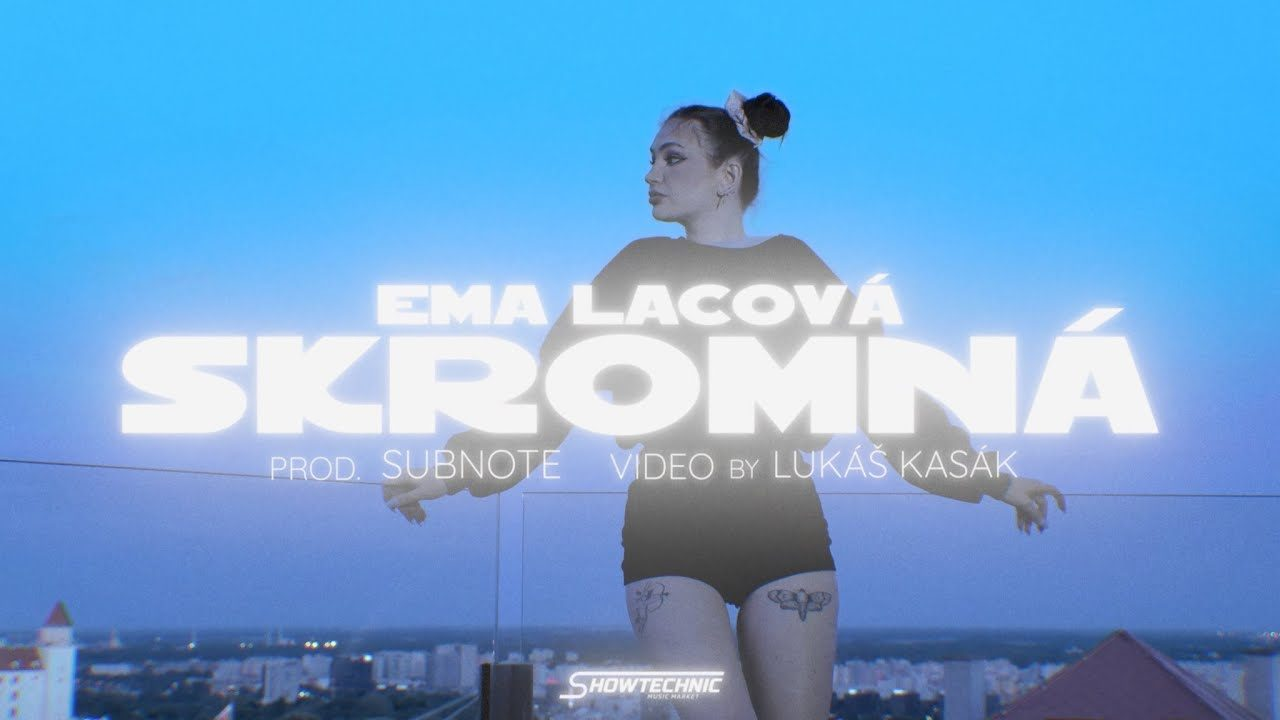 EMA LACOVÁ - SKROMNÁ (Official Video)